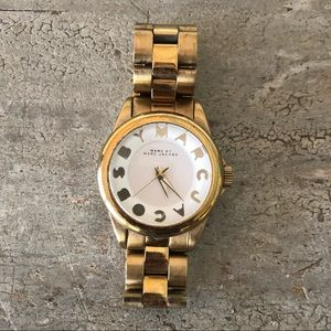 ♥️ Marc Jacobs ♥️ Gold Watch